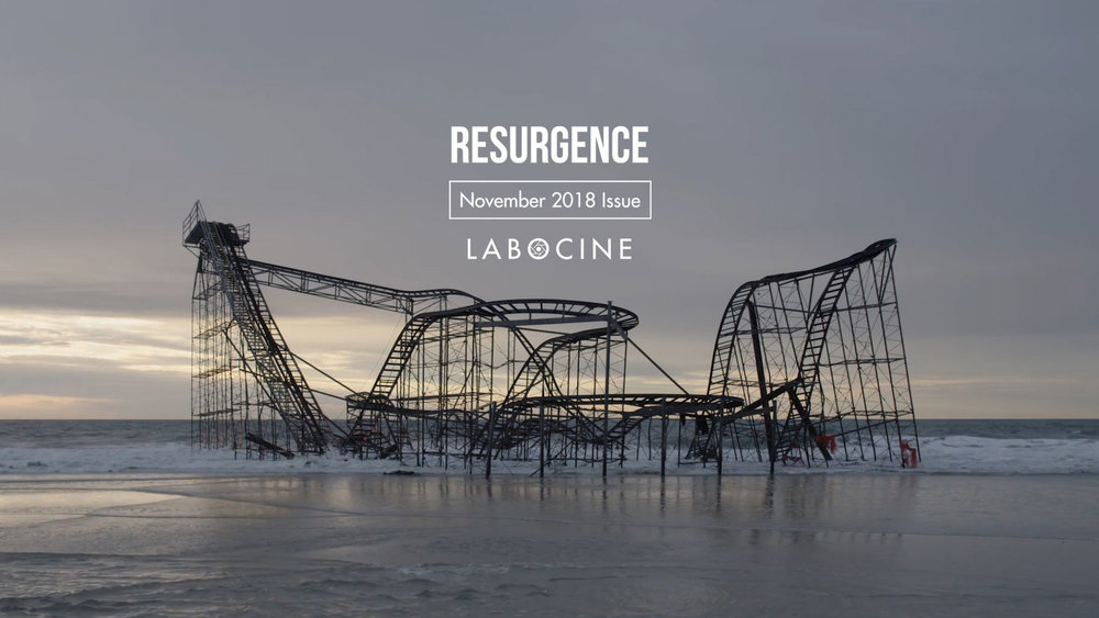 A CAREFUL RESURRECTION  is included in  LABOCINE'S  November 2018 issue,  RESURGENCE . 25 films selected exploring rebirth, regrowth, renewal and recovery.  https://www.labocine.com/issue/28