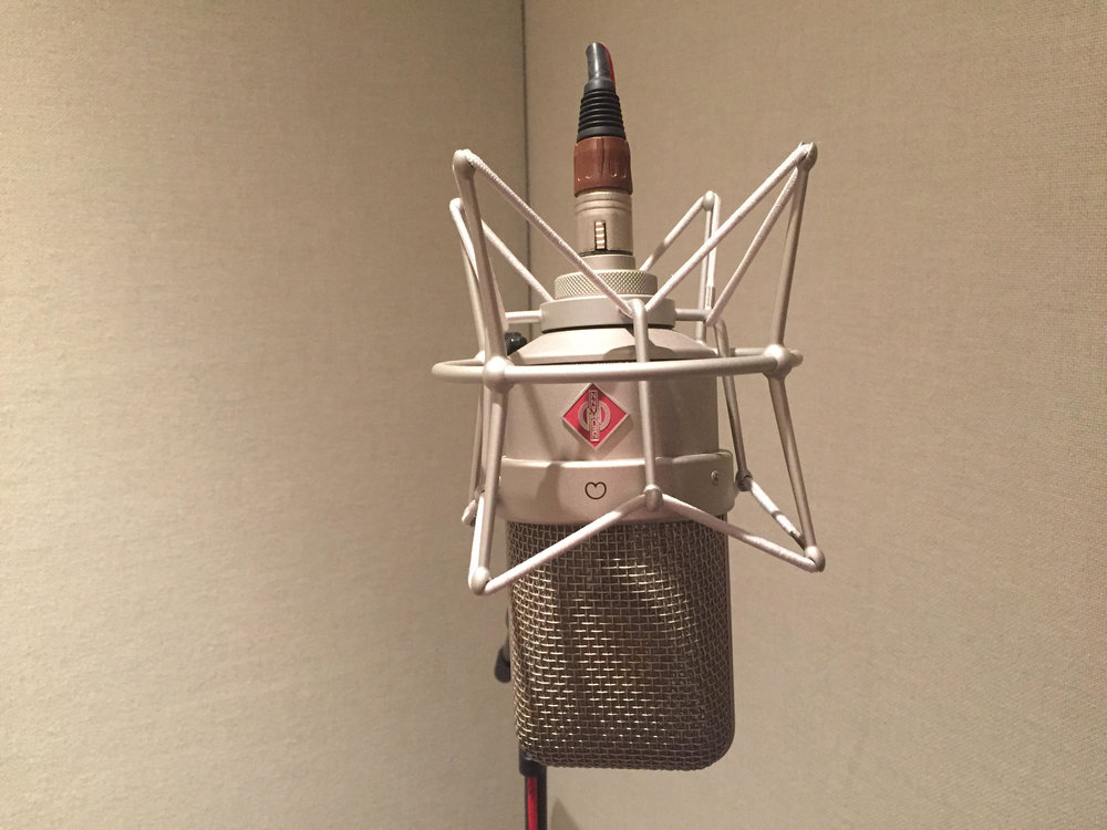 VOICEOVER - I've been working as a Voiceover Actor for almost 20 years! I've always had an
