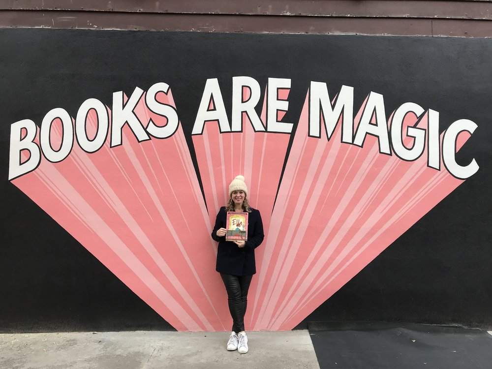 books are magic brooklyn author mallory kasdan ella