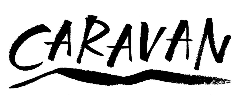 Logo developed for CARAVAN