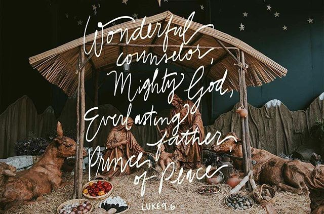 Merry Christmas to you and your family! Wherever you find yourself today, it is our prayer that you would experience the love of Jesus in greater measure, and that life-giving presence of God would fill you and your time of celebration.