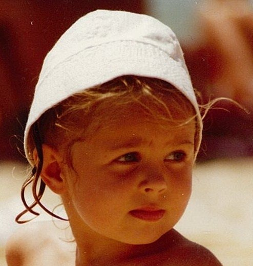 Cecile circa 1980