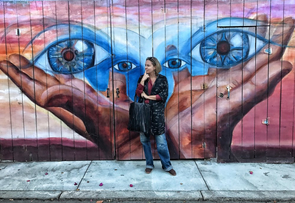 Cecile in San Francisco