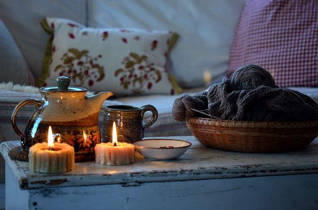 Hygge via Pinterest