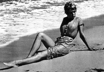 Brigitte Bardot dieu crea la femme god created woman