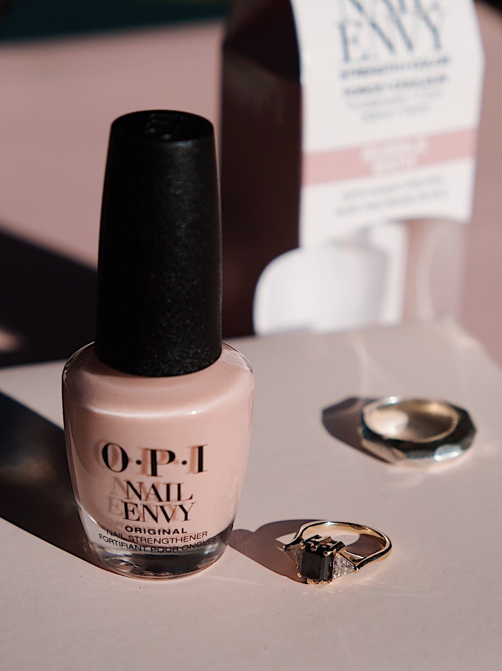 Quick Review: OPI Nail Envy — Annie Two Cents