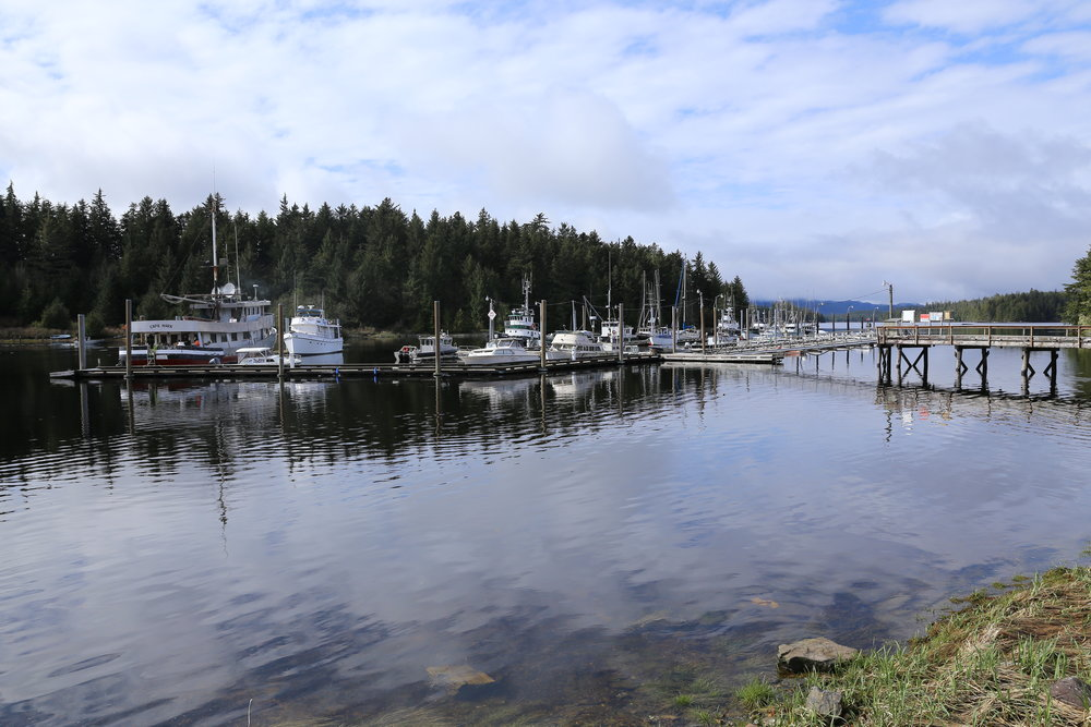 Klawock Harbor