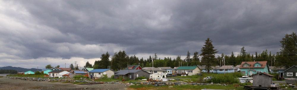 Travel to Hydaburg Alaska on Prince of Wales Island