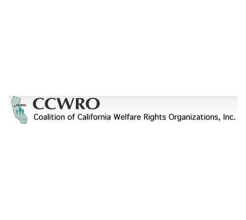 Coalition of California Welfare Rights Organizations, Inc.