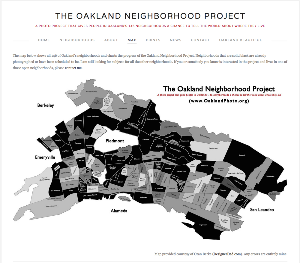 Ozan Berke! An Oakland Cartographer... - We look at your map all the time...thank you for your contributions to community.  What do you think of our maps?Check out Ozan's Etsy page with tons of maps - you already know him...