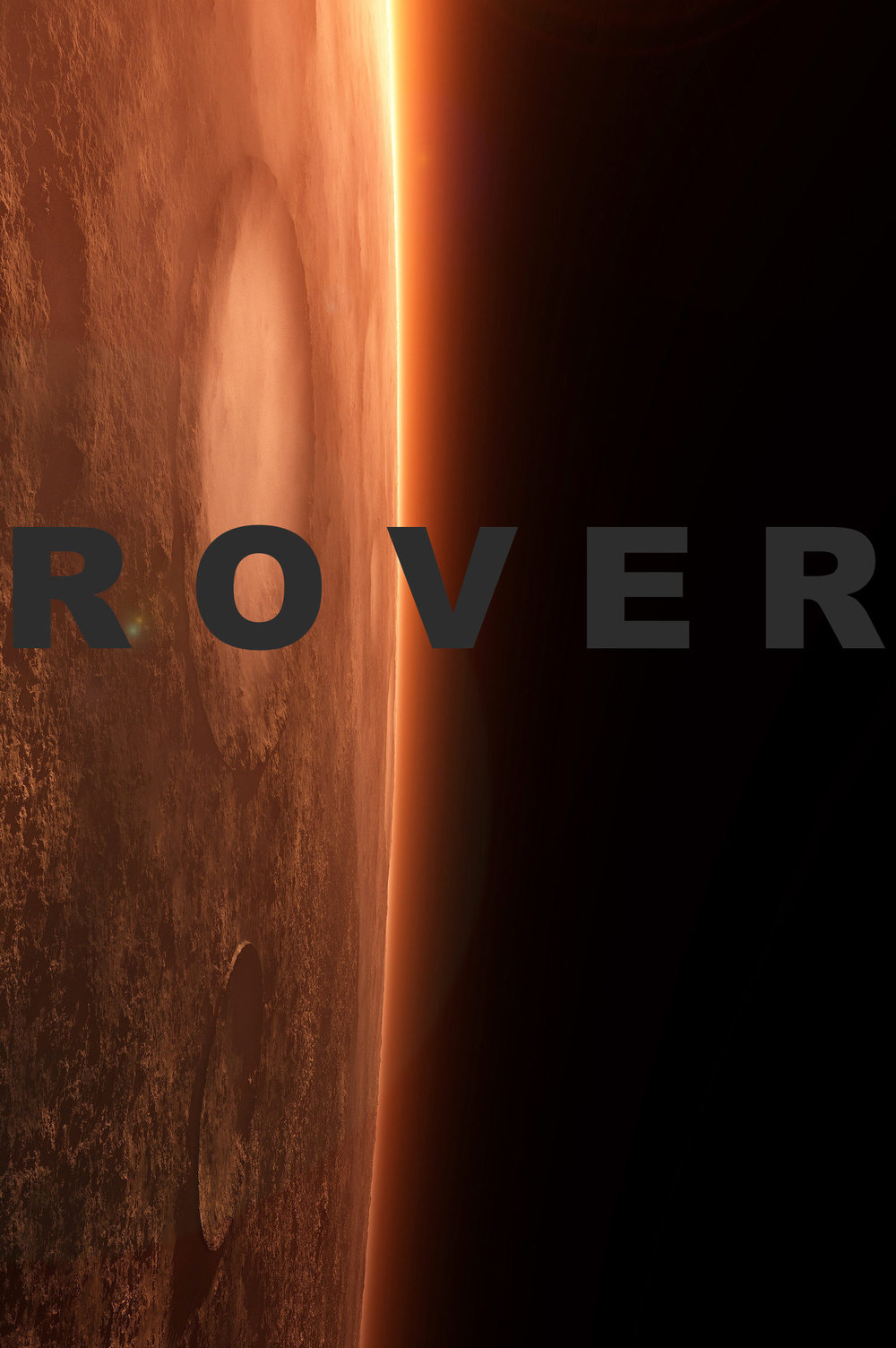 TV SERIES - The Mars rover just found something very interesting.