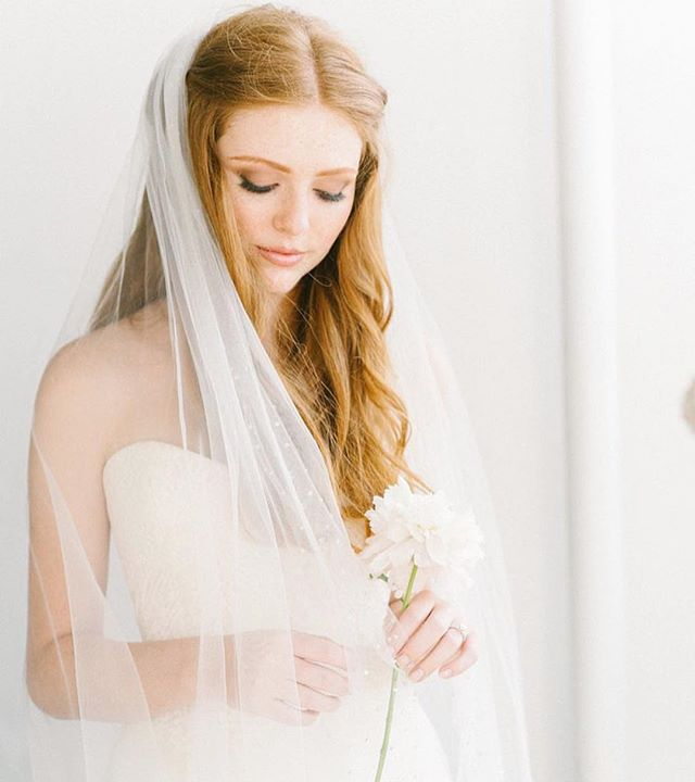 tomorrow we celebrate ONE YEAR of owning the bridal path—what better way is there to celebrate than a @tonifederici trunk show?!? the entire toni federici veil collection will be in store MAY 4-JUNE 1 + we will be giving 10% off to each bride who purchases a veil! make an appointment to come celebrate with us!!!!