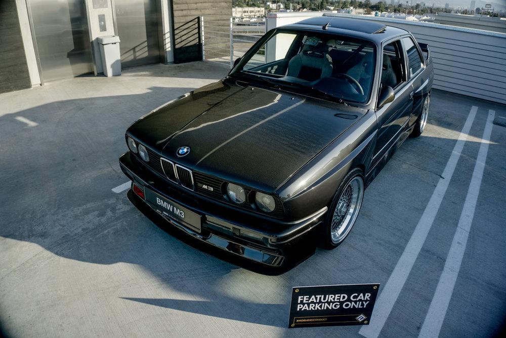 Mariano G. BMW M3 E30