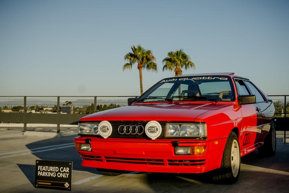 Damon S. Audi UR Quattro