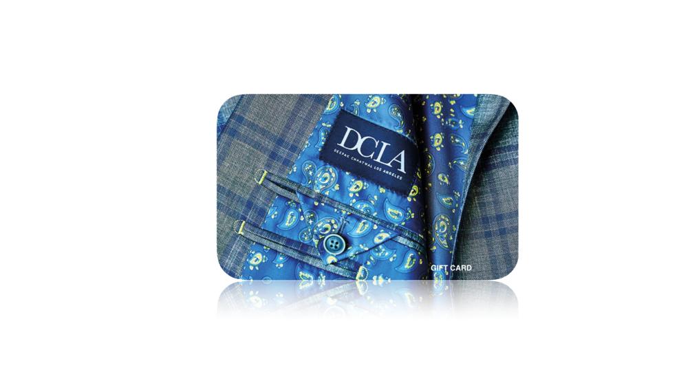 DCLA Gift Card