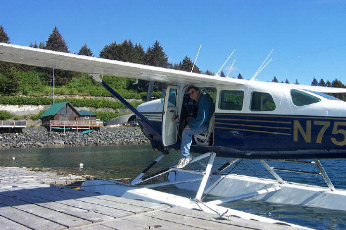 Floatplane to Shuyak
