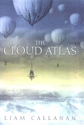 Set in past and present Alaska,   The Cloud Atlas,   an Edgar Award Finalist,   is narrated by a man who spent World War II chasing down one of Japan's strangest weapons -- firebombs that silently crossed the Pacific, tethered to balloons.