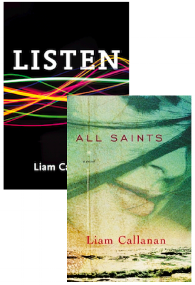 "Listen & Other Stories    collects a decade's worth of Liam's short fiction and was the winner of the Hunt Prize. Christopher Buckley called    All Saints  ,  Liam's second novel, ""haunting and smooth and wise."""