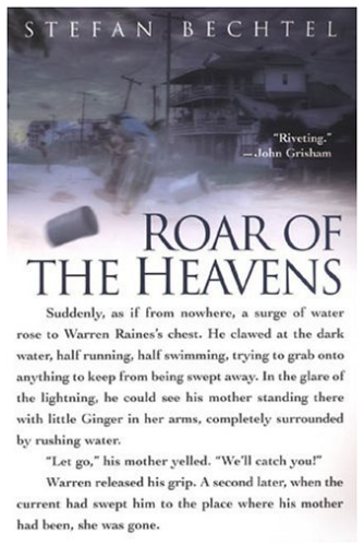 Roar of the Heavens Book Cover