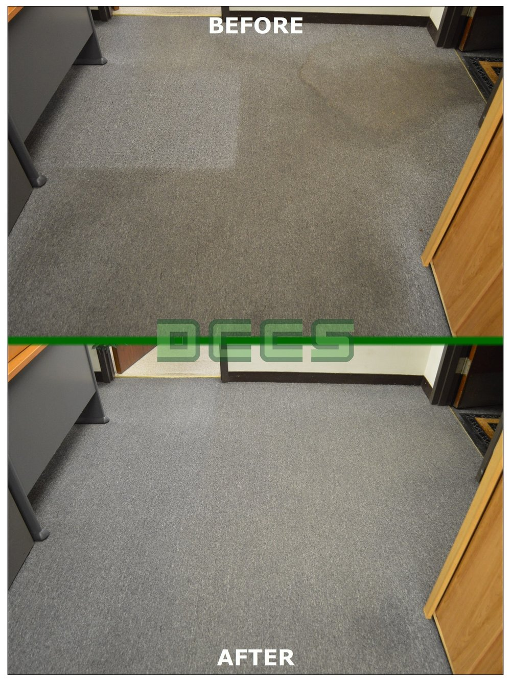 Why throw money away for a new carpet? Our carpet cleaning method will leave your carpet looking new again