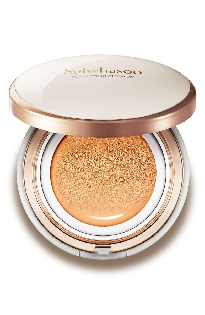 SPF Foundation - The Sulwhasoo Cushion