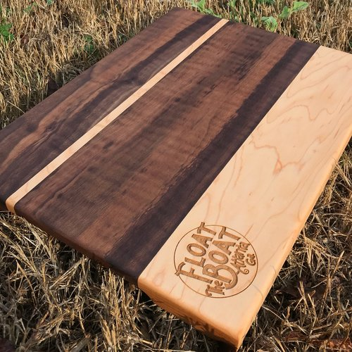 laser engraved cutting boards scurfield woodworks