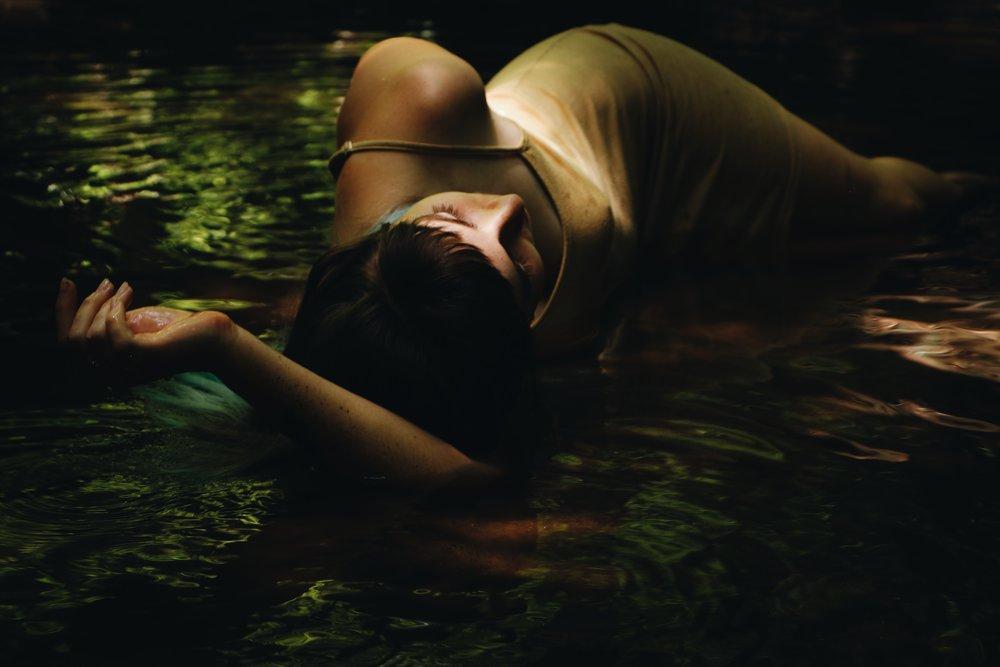 Model / Rachel Amos