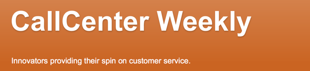 CallCenter Weekly