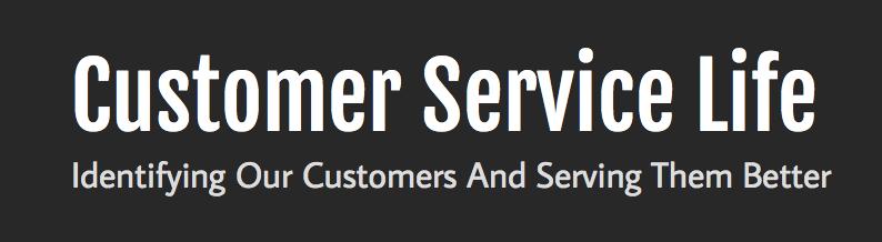 Customer Service Life