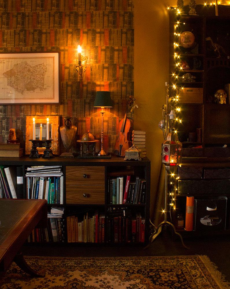 Interior decorations -