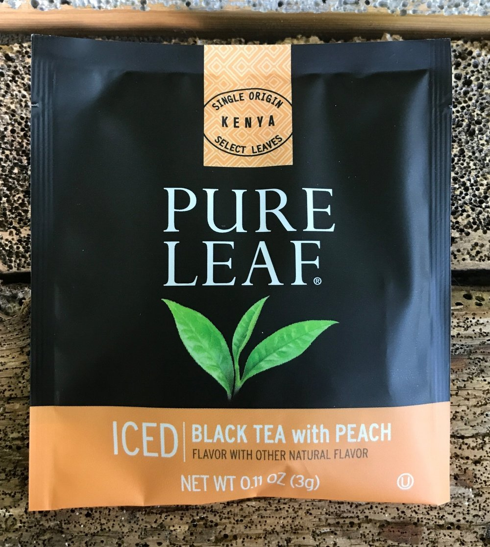 Pinch Me Box May 2017 Pure Leaf Black Tea with Peach