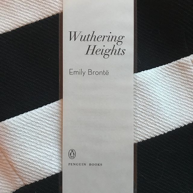Had fun making these Wuthering Heights bookmarks out of a recycled book in honour of Emily Brontë's 200th Birthday! Shop the link in the bio. 📖 • • • #WutheringHeights #Recycle #Recycled #EmilyBronte #Bronte200 #Emily200 #BookMark #Classics #Read