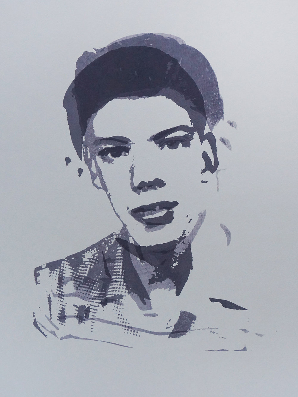 Ape_Bleakney_'Jack (Pap)' School Days Series (21), Screen Print, 11''x15'', 2018.jpg
