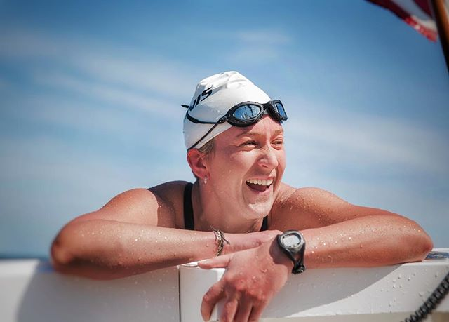 """I don't mind being a little bit different. I don't want to be ordinary."" . Meet @kimberleyswims - not only can you find her breaking world open water swimming records, you can also find her on the big screen in her recent award winning documentary @kimswimsfilm. . . Kim's episode shines light not just on the awards + glamour of her accomplishments, but digs into what it takes to overcome the odds and truly push the limits of what you think you can do in a lifetime. (Link in bio) . ""We are capable of so much more than we think we are. If you think you can't do something or you're afraid of it, that's exactly when you should go straight for it."" . . In fact she has managed to do all of this while maintaining a full time job at adobe. One glimpse into what she does before 9am will make you question any and all excuses you have for not reaching your goals. . Everyday ordinary women are doing extraordinary things simply because they decided to try. And Kim will be he first one to tell you it isn't easy ... but it's worth showing up and giving it your all. . From never thinking she would walk again to learning how to swim to becoming the 3rd woman to ever complete the oceans 7, hopefully Kim's story will inspire you to push your own limits of what you think is possible for yourself. . . ""I wish everyone could be so lucky to have someone say 'I believe in you' ... that's a big part of this, I didn't do it alone."" . Check out her full interview on facing your fears and pushing limits at www.womenonamission.co/podcast . . . . . #womenonamission #rewritethestory #womenonamissionpodcast #podcast #buildinganempire #empoweringwomen #beingboss #femalefounders #bossbabe #girlboss #womendoingcoolstuff #designyourlife #femaleentrepreneur #womenempoweringwomen #inspiredwomen #communityovercompetition #growthmindset #chaseyourdream #livethelifeyoulove #chooseadventure #neverstopexploring #sheventures #findyourtribe #adventurelife #forceofnature #adventure365 #kimswims #kimswimsfilm"