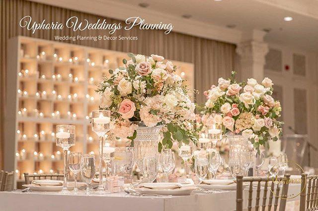Shades of pink and blush... 📷 @photographerwill . . . . #uphoria#uphoriaweddinggs #torontobirthdayparty #torontoevents #birthday#uphoria #torontowedding #trontoplanner #torontofashion #luxurylife #luxurydinner#weddingdecor#weddingplanner #luxurywedding#eventplanning #flowerarch#centerpiece #whitewedding#wedluxe #reception#chargers#floraldecor #headtable#modern#elegant#chandelier #bouquet