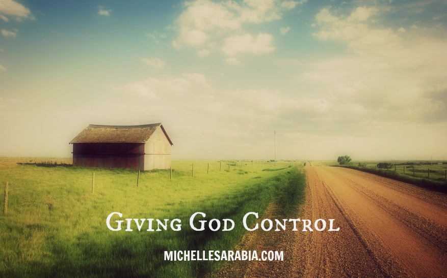 Giving God Control