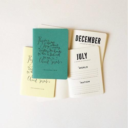 Prayer Journal Giveaway