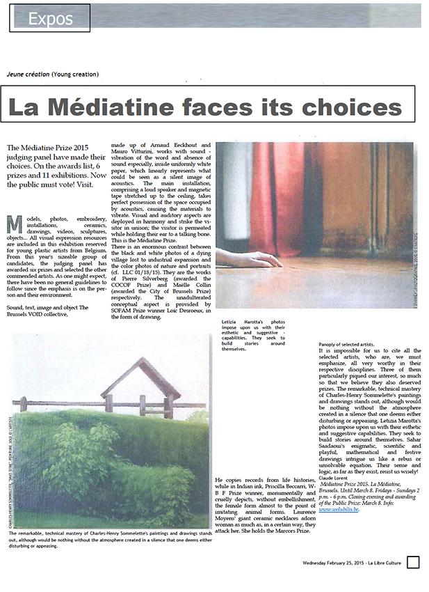 La Libre Belgique Feb 15.jpg