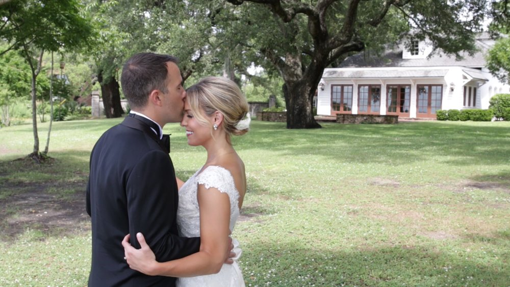 Bride and groom cinematic footage captured post ceremony always adds a nice touch to a wedding highlight video.