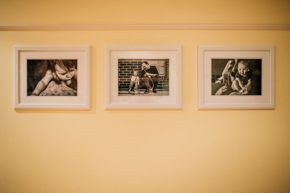 This hub of our home is brought to life by these lifestyle photographs.