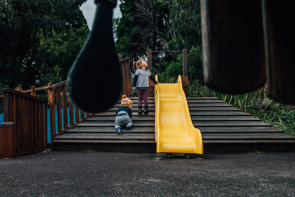 two children next to slide (1 of 1).jpg