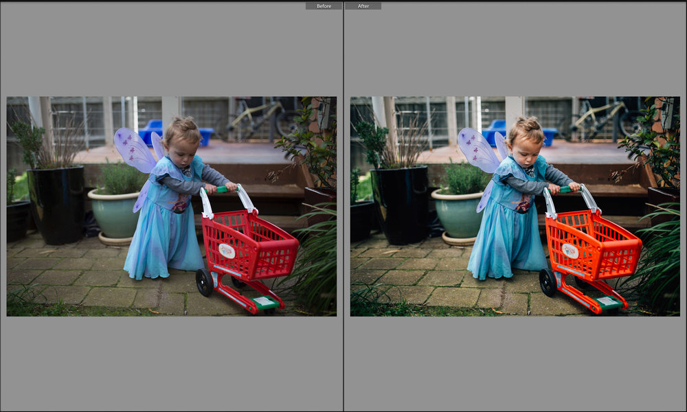before and after little girl with trolley.jpg