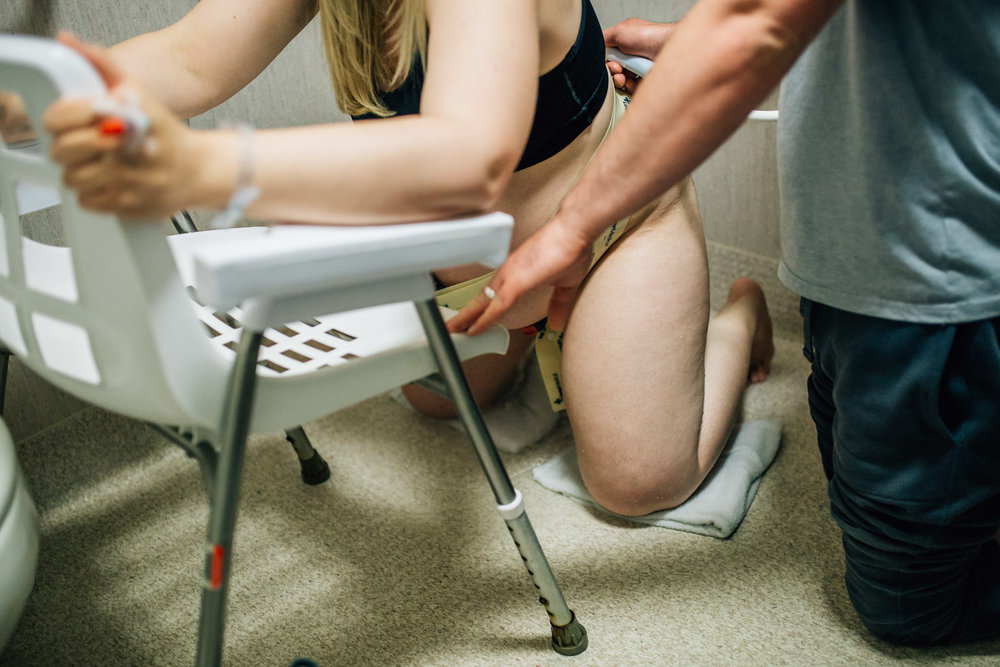 woman labouring in hospital bathroom II (1 of 1).jpg