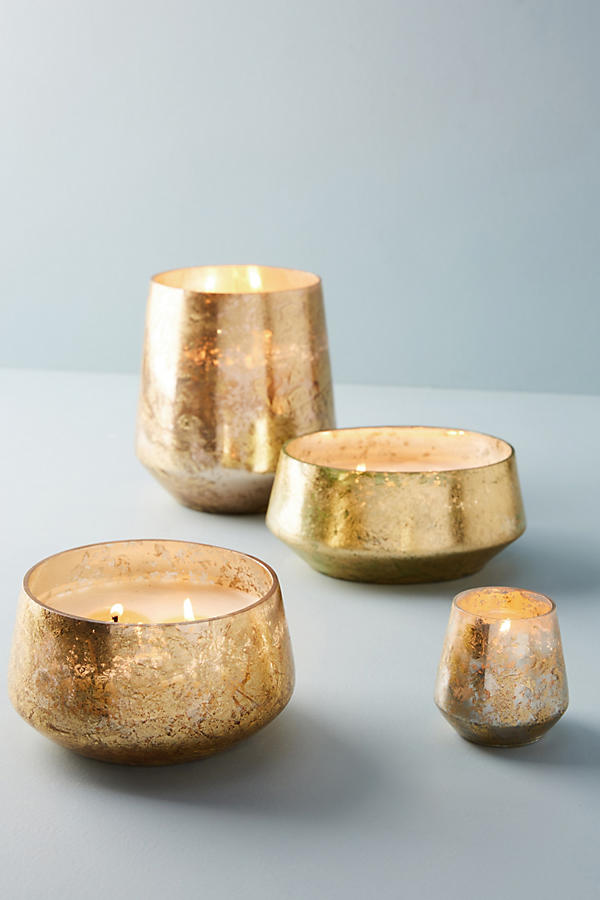 Mercury Moonglow Candle  in Fireside $42