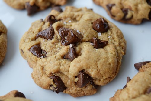 Vegan Chocolate Chip Cookies (Coming 2/17)
