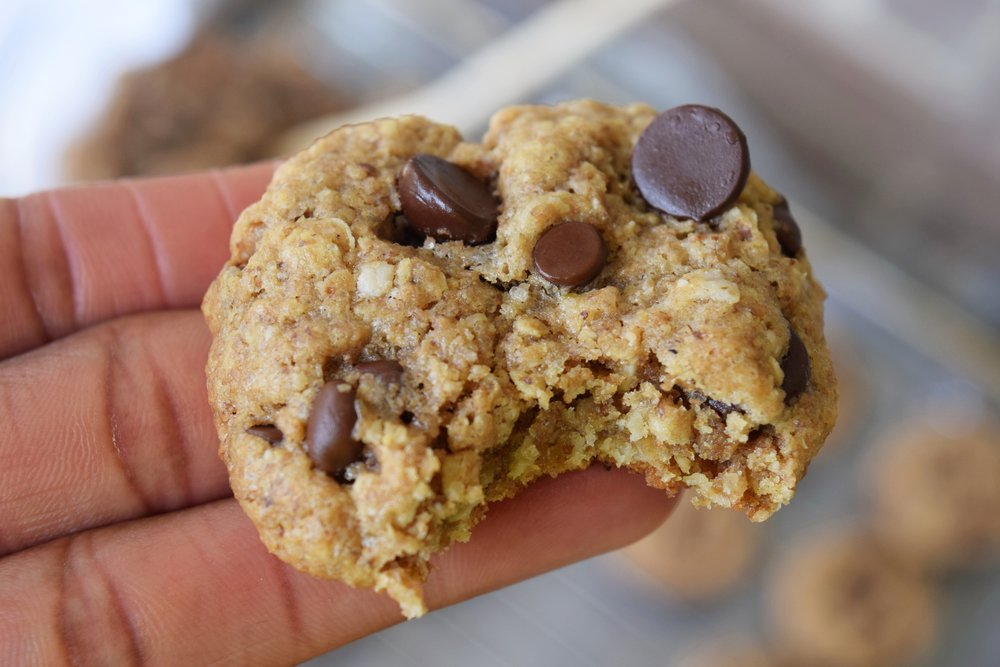 Milk Makin' Vegan Chocolate Chip Cookies