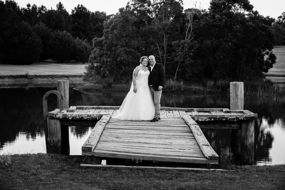 Brooke & David - Lawsons Lodge | Macedon