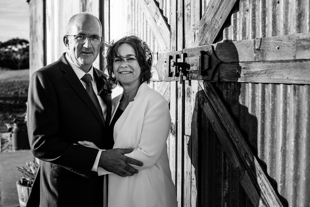 Gill & Guy - Mount Macedon Winery