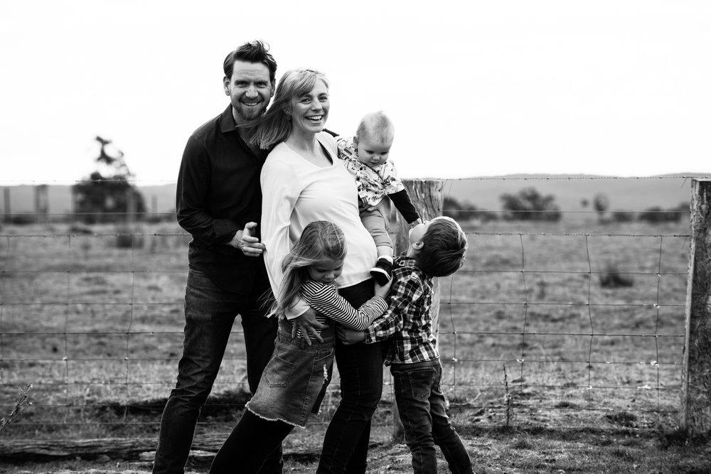 Hudson Family - Malmsbury