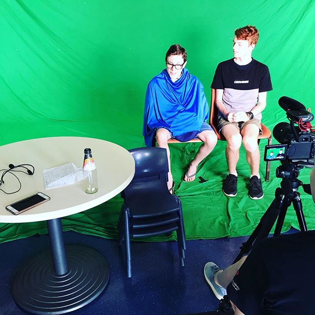 Get Ready to Laugh - we are now filming SKIDZ - Skits by Kids - the next two weeks. This has been a term of challenge for most - a lot of self conscious self judgement and inner critic had to be dealt with. People ask why Comedy? I truly believe if you can master comedy Drama is a breeze. Congratulations to all AAA students who stuck this term out to the end. Term 4 coincides with school assessment for many - yet those that pushed through showed real grit. This my friends is the stuff they ALL successful people have. ❤️❤️❤️#comedy #futurestars #kidsacting #brisbanesbestactingschool